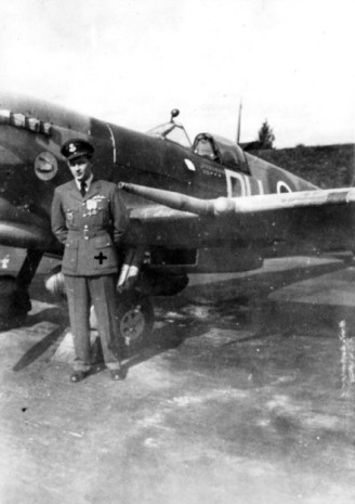 Otto Smik Spitfire
