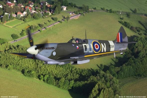 Československý Spitfire