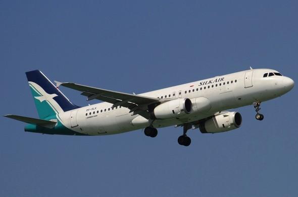 Airbus A320 SilkAir