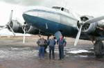 B 17 Frigorifico Reyes a jeho posádka