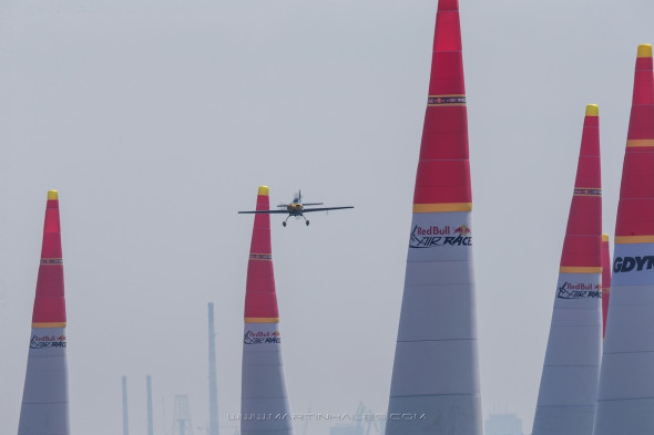 RED Bull Air Race Gdynia by Martin Haleš