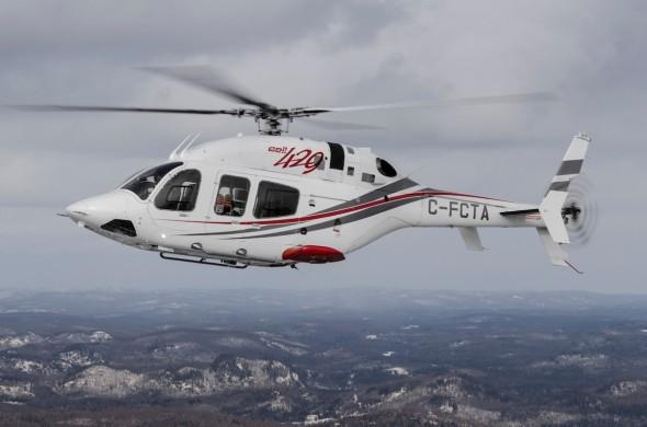 Vrtulník Bell 429WG