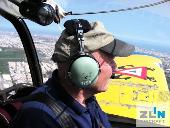 pilot jiří Kobrle Zlín mexiko
