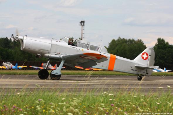 Fly Inn Plzeň 2014 Pilatus P 2