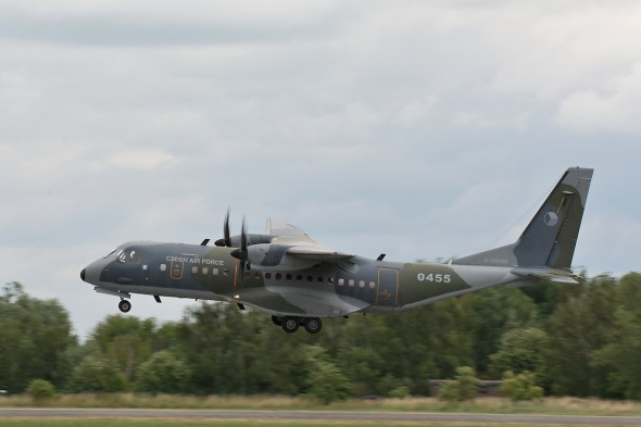 CASA C 295 Czech Air Force