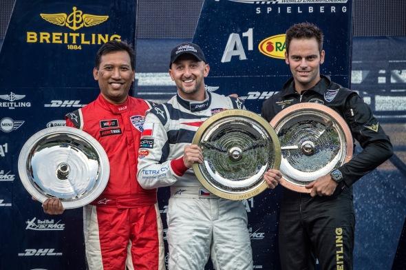 Kopfstein vítěz Red Bull Air Race Challengers