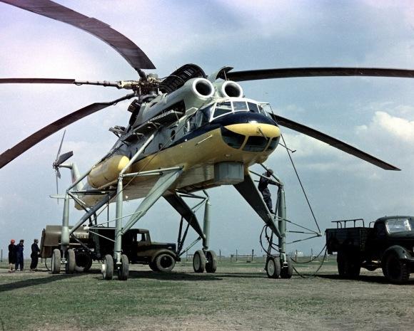 Mil Mi 10 Flying Crane