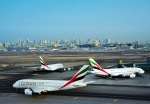 Emirates Airbusy A380