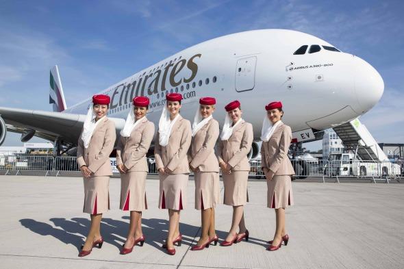 Emirates letiště