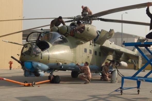 čeští technici afghánistán