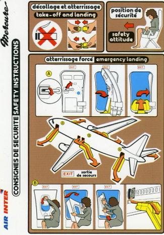 Mercure bezpečnostní instrukce