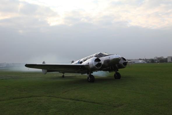 Beechcraft C-45H 01