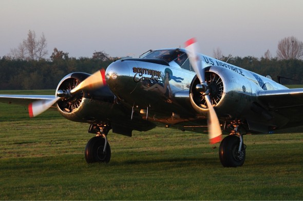 Beechcraft C-45H 03