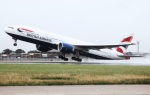 British Airways Boeing B 777