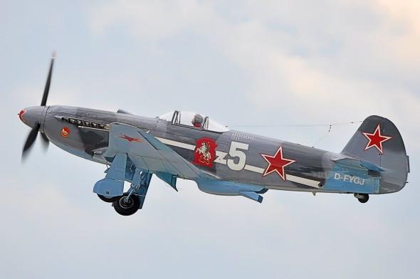 Jakovlev Jak 3