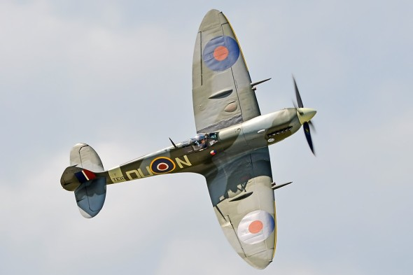 Supermarine Spitfire Otto Smik