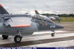 Alpha Jety belgické vojenské letectvo