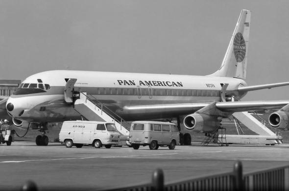 Boeing B 707 Pan American