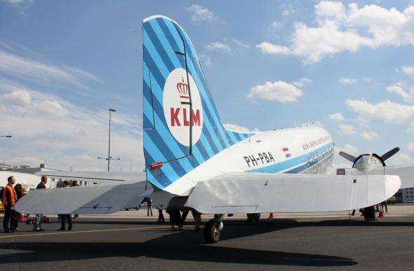 Douglas DC 3 KLM