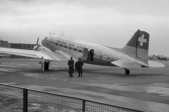 Douglas DC 3 Swissair