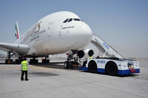 Emirates Airbus A 380