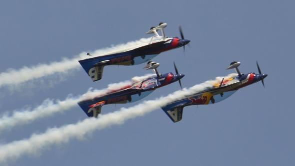 Flying Bulls Aerobatics Team