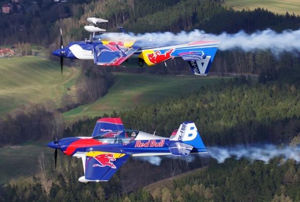 Flying Bulls Aerobatics Team nové letadla