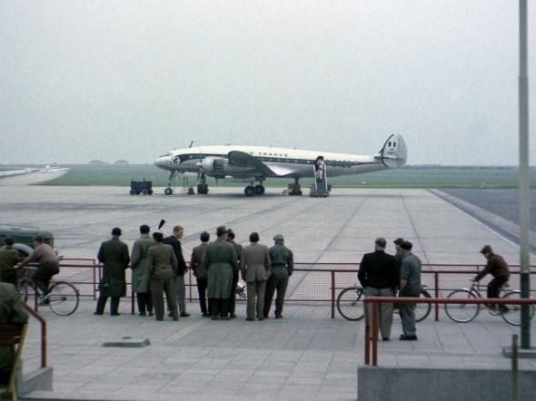 Lockheed Constellation Air France