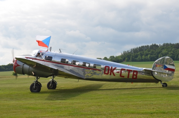 Lockheed Electra L 10