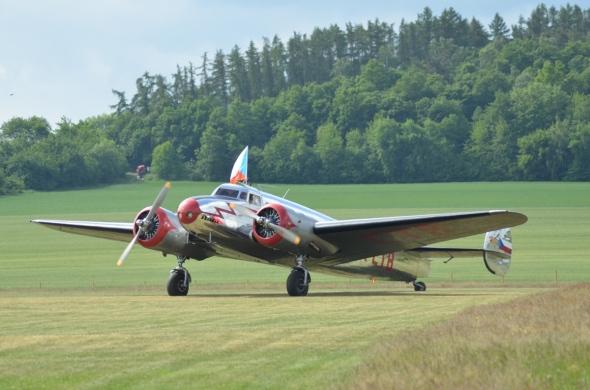 Lockheed Electra Točná