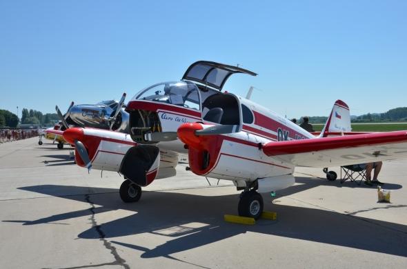 Aviatická pouť 2015 Aero 45