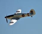 Aviatická pouť 2015 Hawker Hurricane