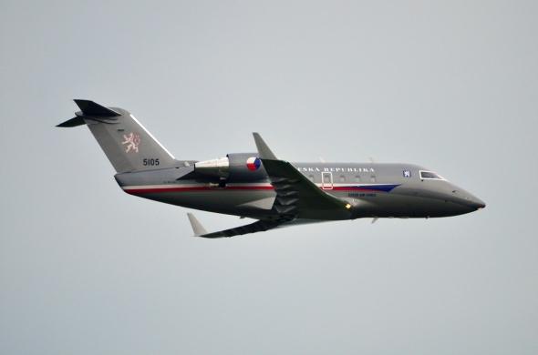 Canadair CL601A