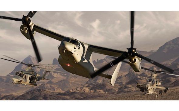 Bell_Boeing V-22 Osprey