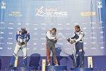 Paul Bonhomme (GBR), Hannes Arch (AUT), Martin Sonka (CZE) - Award Ceremony