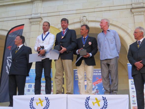 Mistrovství světa letecká akrobacie 2015