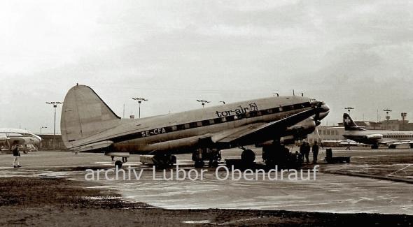 1965.00 DC 3 Tor - Air