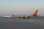 Boeing 767 Hainan Airlines Prague Airport