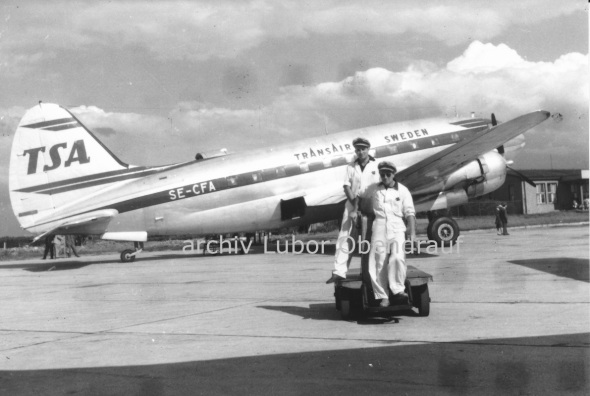 C 46 Transair PRG one