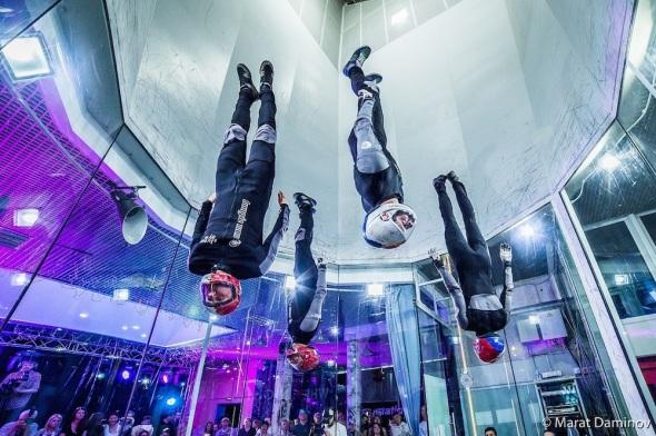 1. Mistrovství světa v indoor skydivingu