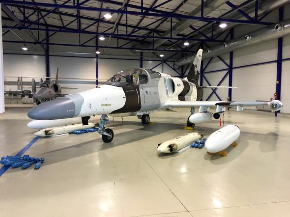 Aero L 159 Draken International 02