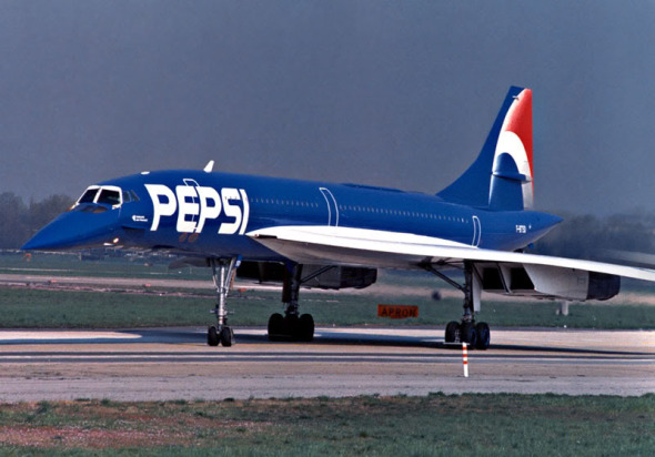 Concorde-Pepsi
