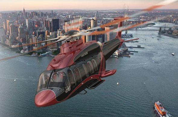 vrtulník Bell 525