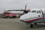 L 410 a hasičský speciál
