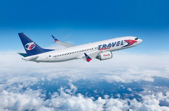 Boeing B 737 MAX Travel Service 02
