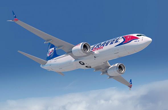 Boeing B 737 MAX Travel Service 03
