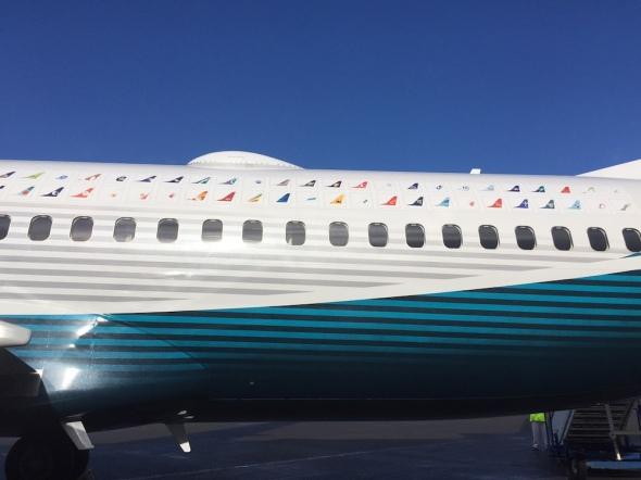 Boeing 737 800 MAX  004