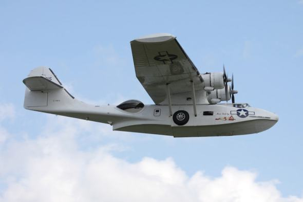 Consolidated PBY 5A Catalina