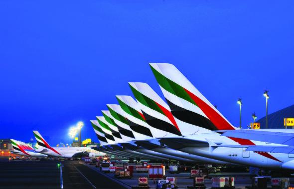 Emirates flotila