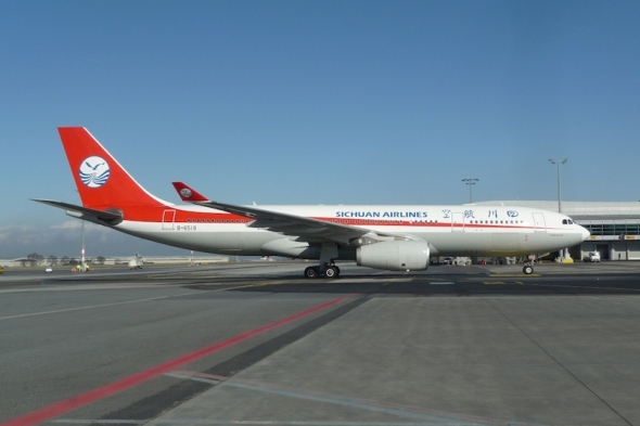 Sichuan Airlines  Airbus A 330